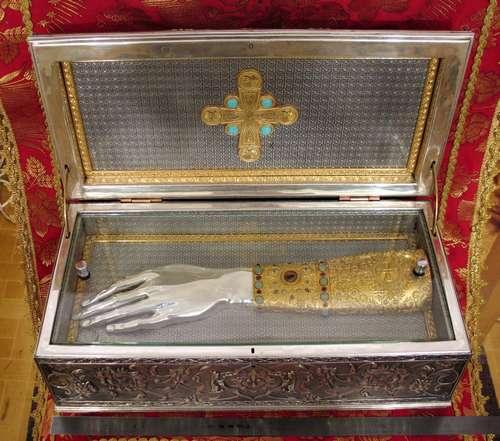 В Пермь прибывают святые мощи Великой Княгини Елисаветы Феодоровны - фото 1
