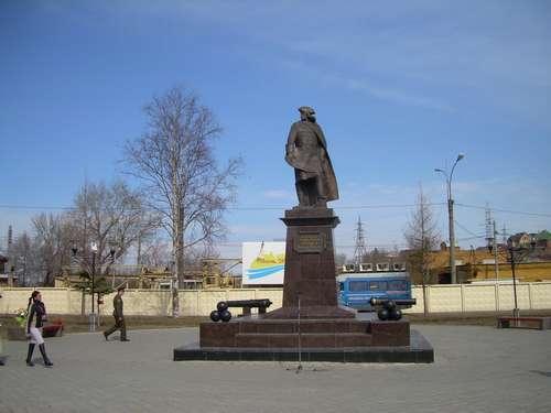 В Перми сегодня чествовали основателя города Василия Татищева