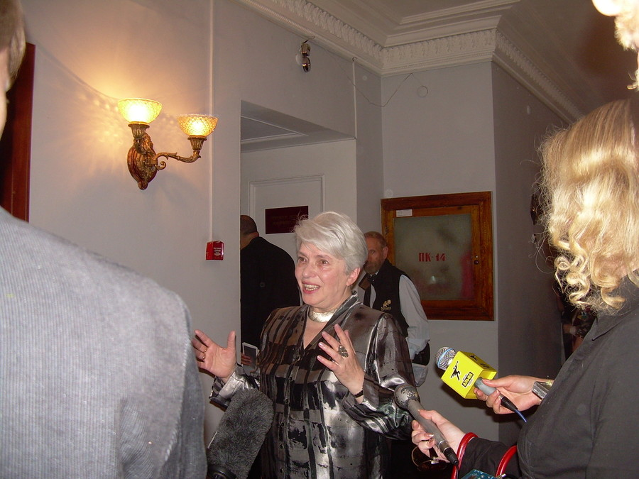 Дягилевские сезоны-2009 в Перми: «Один день Ивана Денисовича» (рецензия)