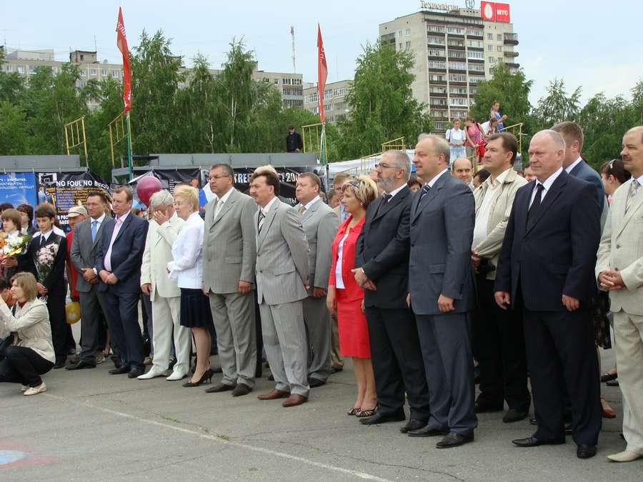 В день города в Перми открыты два памятника и три памятные доски, а по улице Ленина проплыли 32 ладьи - фото 33