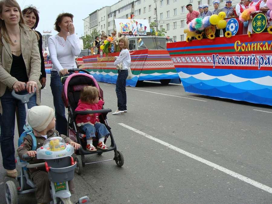 В день города в Перми открыты два памятника и три памятные доски, а по улице Ленина проплыли 32 ладьи - фото 44
