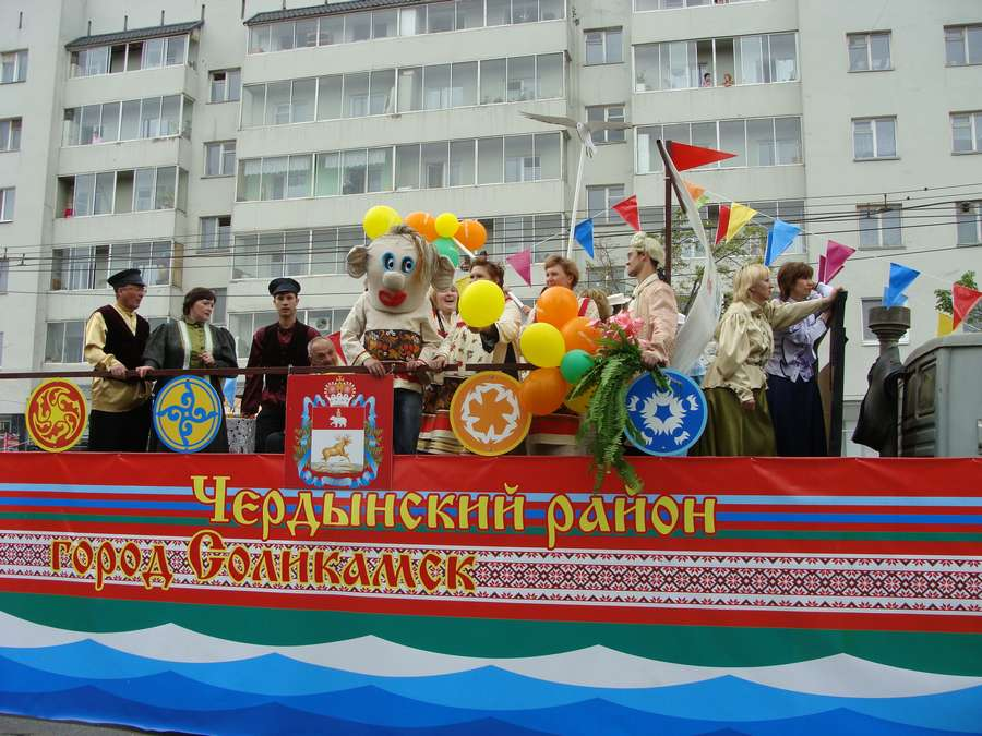 В день города в Перми открыты два памятника и три памятные доски, а по улице Ленина проплыли 32 ладьи - фото 47