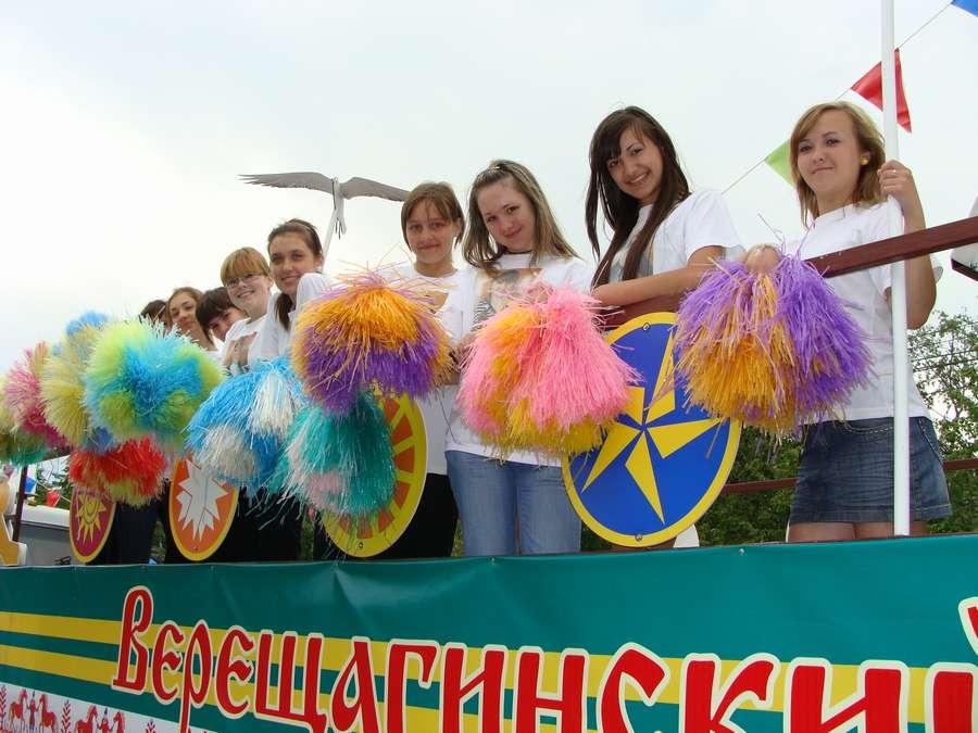 В день города в Перми открыты два памятника и три памятные доски, а по улице Ленина проплыли 32 ладьи - фото 55