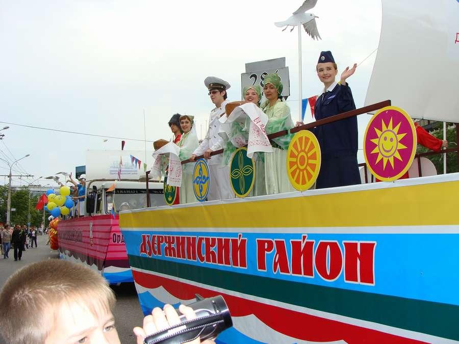 В день города в Перми открыты два памятника и три памятные доски, а по улице Ленина проплыли 32 ладьи - фото 66