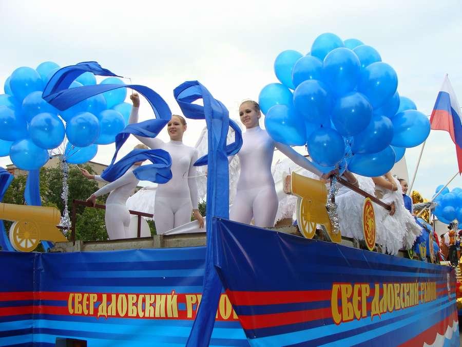 В день города в Перми открыты два памятника и три памятные доски, а по улице Ленина проплыли 32 ладьи - фото 70