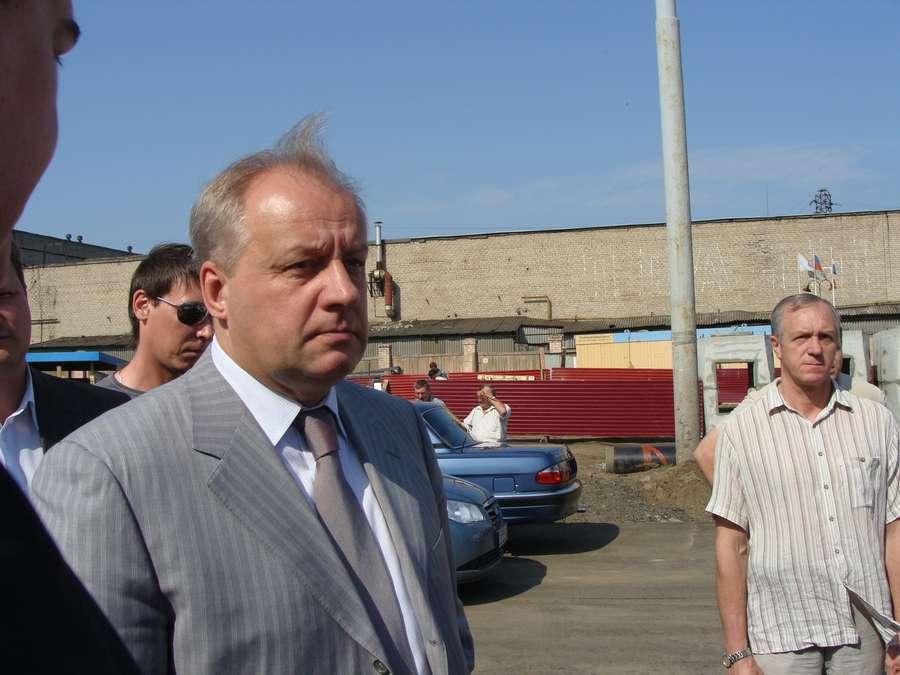 В Перми на реконструкции улицы побывал мэр - фото 1
