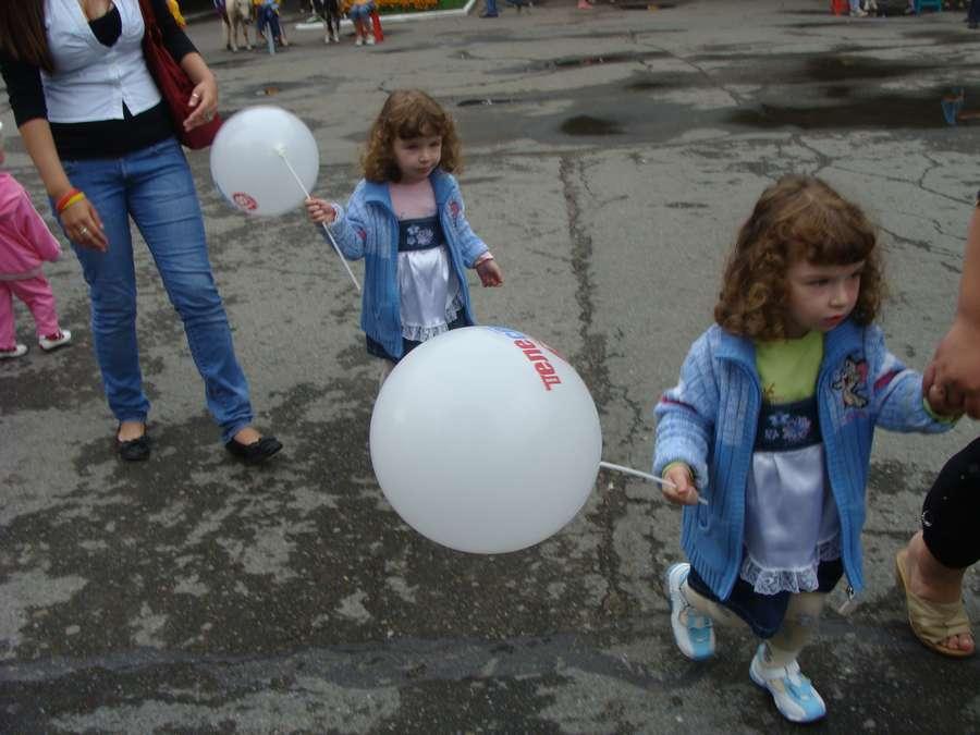 В Перми прошел фестиваль близнецов - фото 1