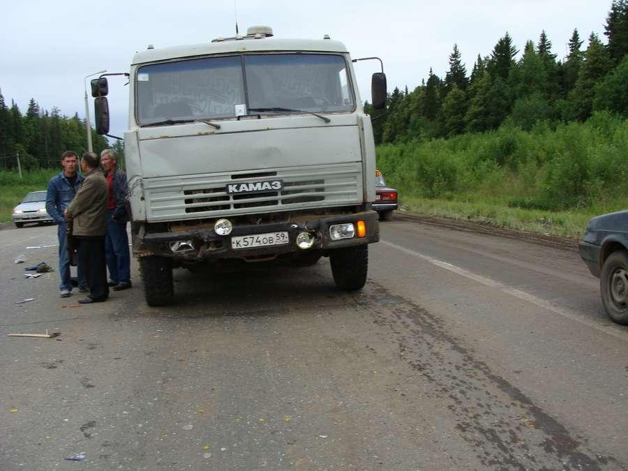 На Восточном обходе Перми погиб водитель «семерки»