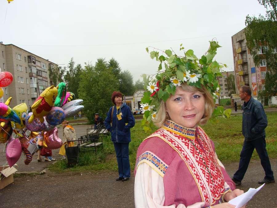 Сегодня в Кудымкаре чудь проводит карнавал - фото 2