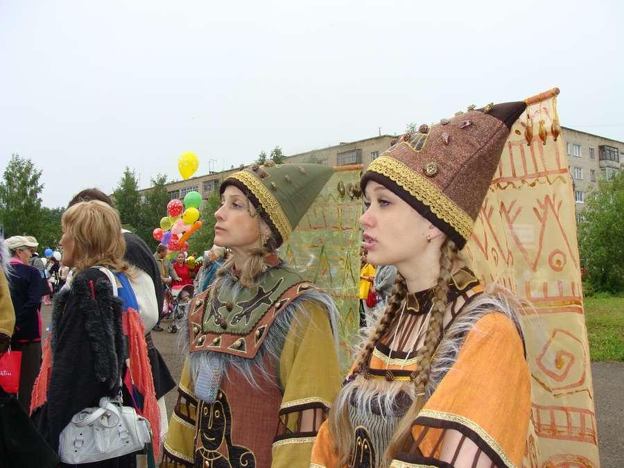 Сегодня в Кудымкаре чудь проводит карнавал - фото 4