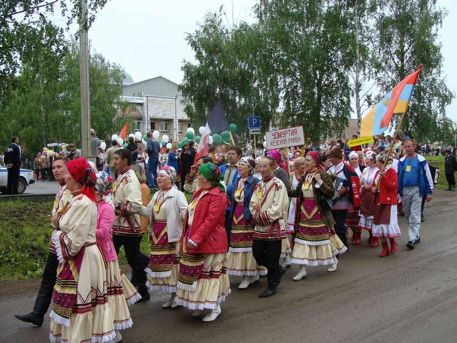 Сегодня в Кудымкаре чудь проводит карнавал - фото 6