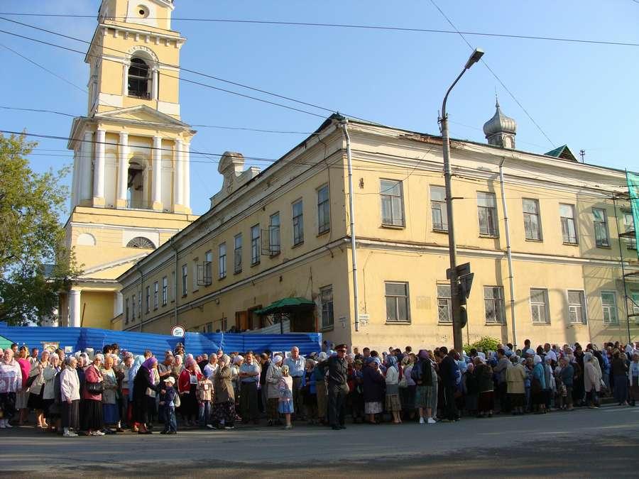 В Перми стартовал Крестный ход на Белую гору - фото 1