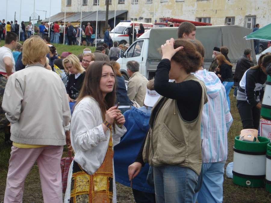 Пермь-36. Фестиваль «Пилорама». Записки постороннего - фото 1