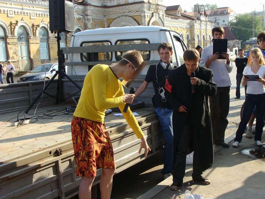 Пермские лимоновцы не выдержали идеологических пыток - фото 13
