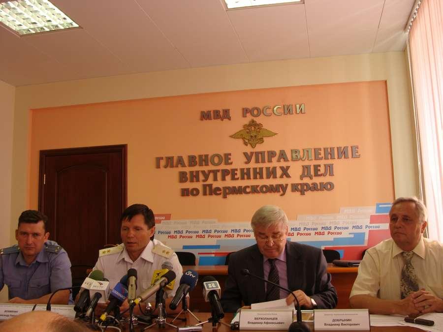 Журналисты получили информацию об ограблении века в Перми из первых рук - фото 1