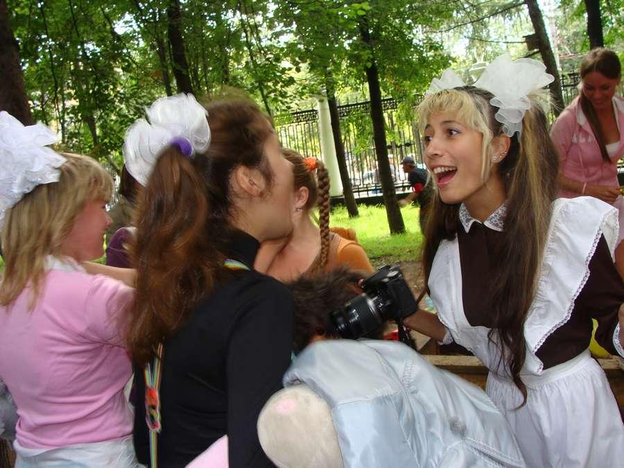 В Перми молодежь впала в детство