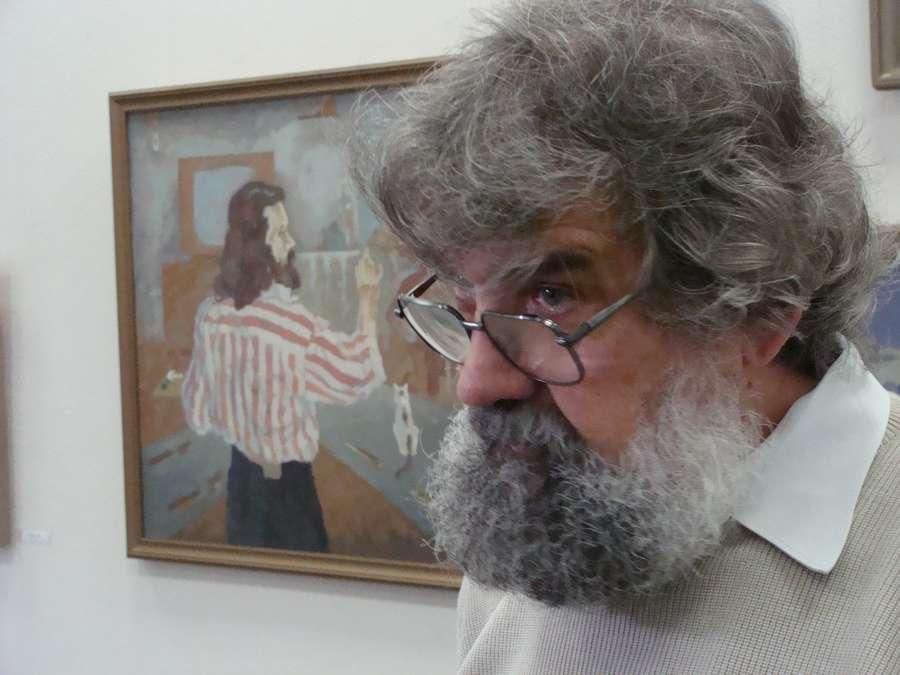 В Пермском Доме художника – сюрприз от Новинькова - фото 1