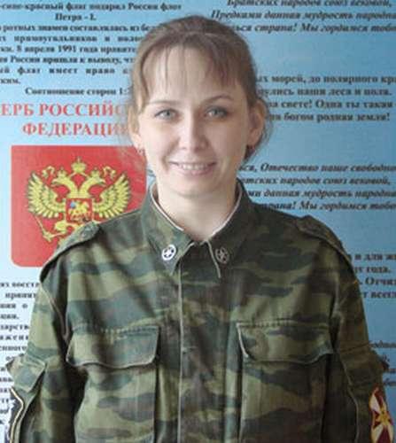 В Перми девушка-прапорщик предотвратила хищение спецгруза