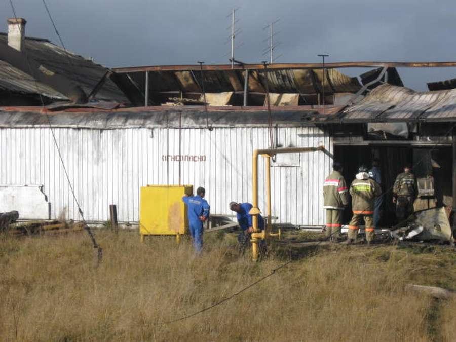В Горнозаводском районе взорвалась котельная - четверо погибли