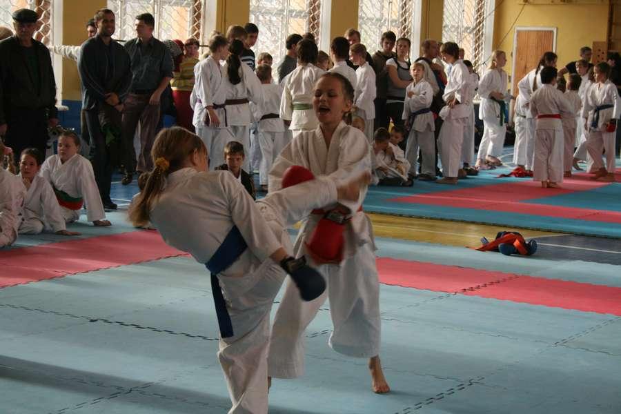 В Перми прошел чемпионат края по каратэ