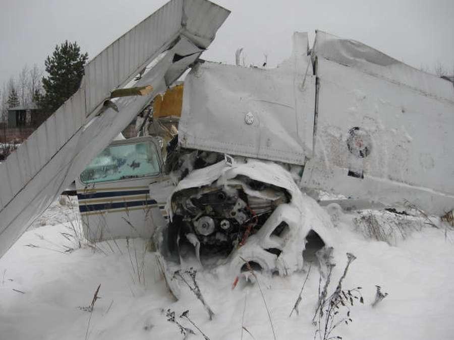 Официальное сообщение МЧС об авиакатастрофе в Перми - фото 1
