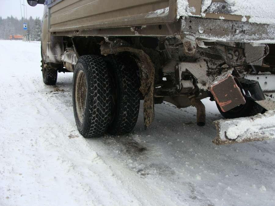 На 35 километре трассы Пермь – Березники столкнулись 4 машины - фото 4