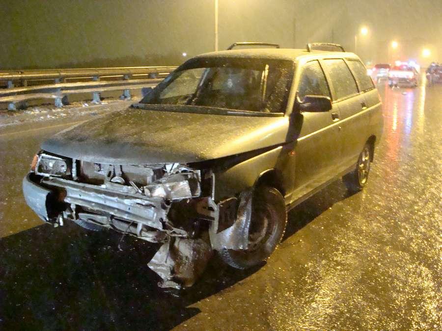 В Перми ДТП с тремя автомобилями, один водитель погиб - фото 1