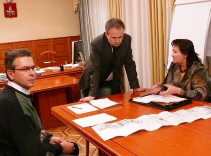 Губернатору представили проект реконструкции Восточного обхода Перми