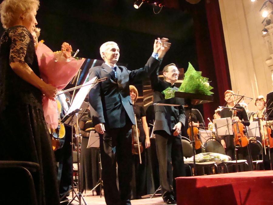 Валерий Платонов: «Мы всегда готовы играть музыку пермских композиторов»