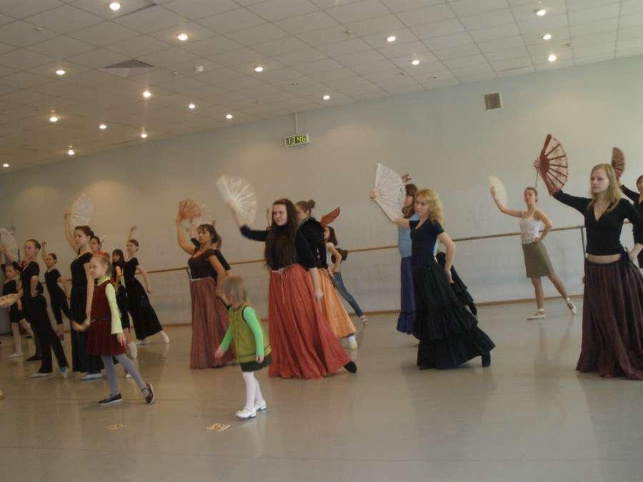 Балетный work-shop в Пермском оперном