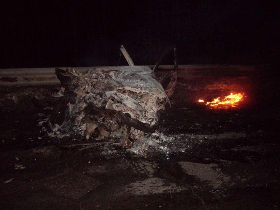 Пермь – Екатеринбург: в ДТП погибли четверо