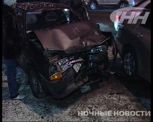 В Екатеринбурге водитель