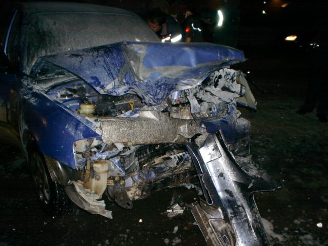 В Пермском районе в ДТП пострадали шестеро