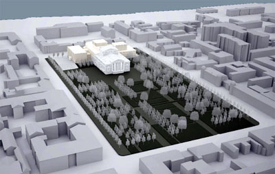 Здание Пермского оперного театра будет реконструировать английская фирма - фото 1
