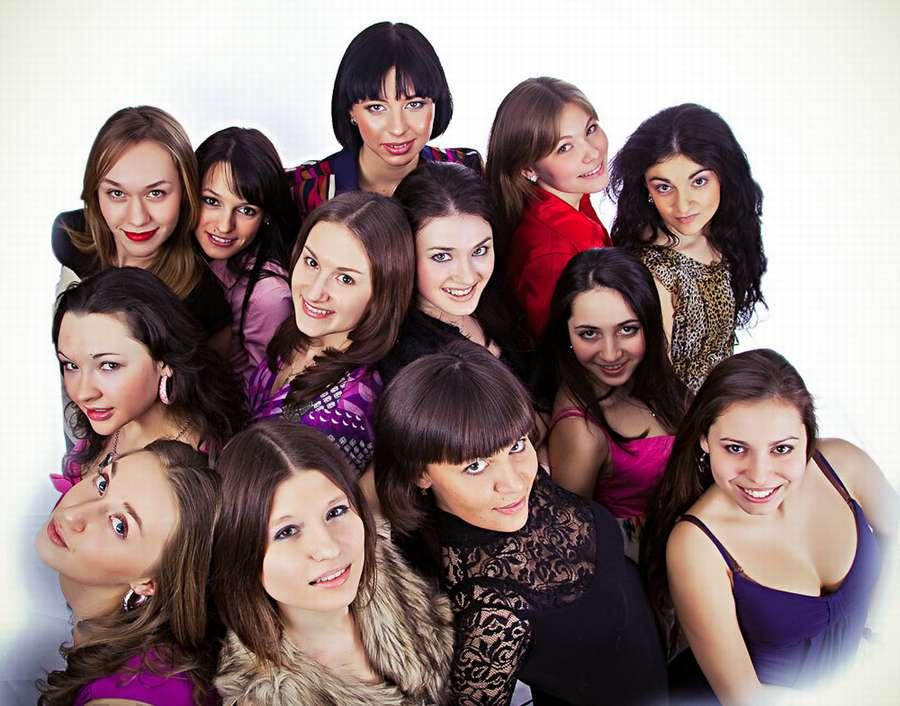 В Пермском госуниверситете выбрали Мисс Юрист 2010 - фото 1