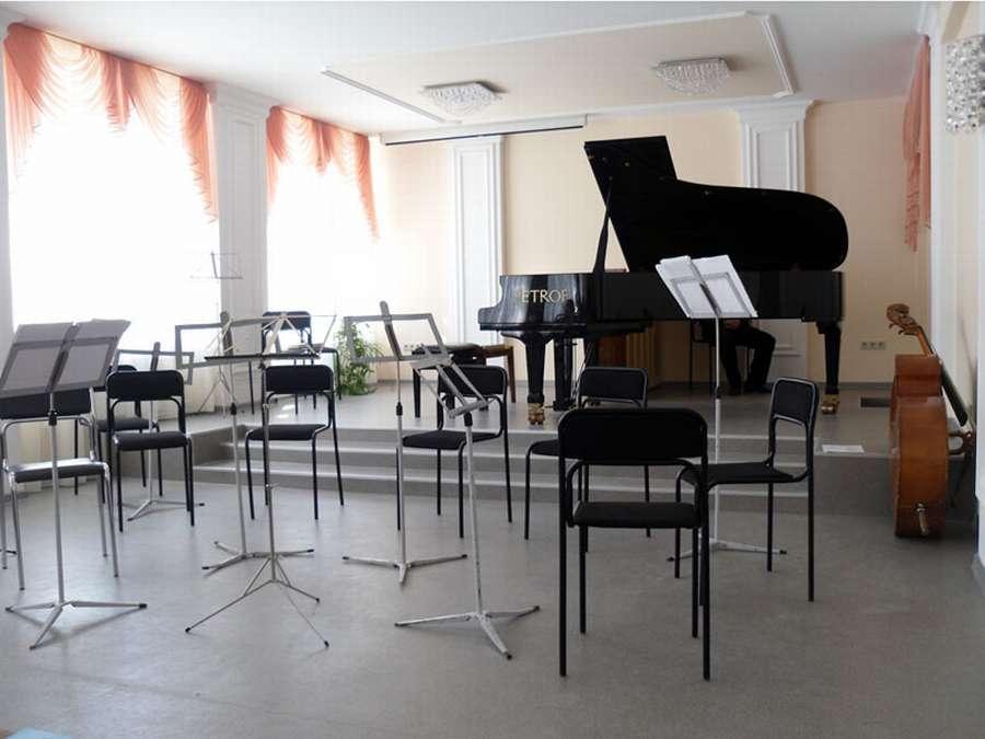Пермская музыкальная школа приняла гостей в новом зале