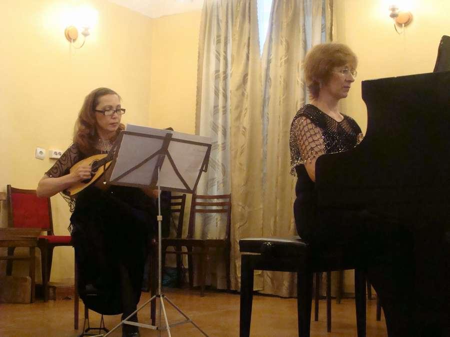 В Пермской музыкальной школе выступили пермские композиторы - фото 1