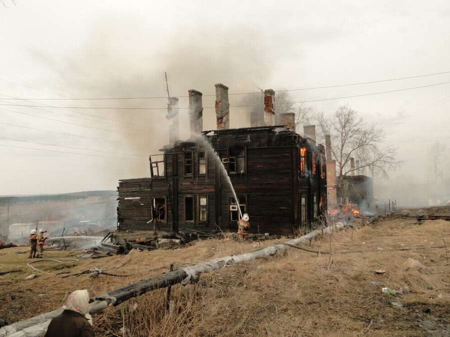 В Пермском крае введен особый противопожарный режим - фото 1