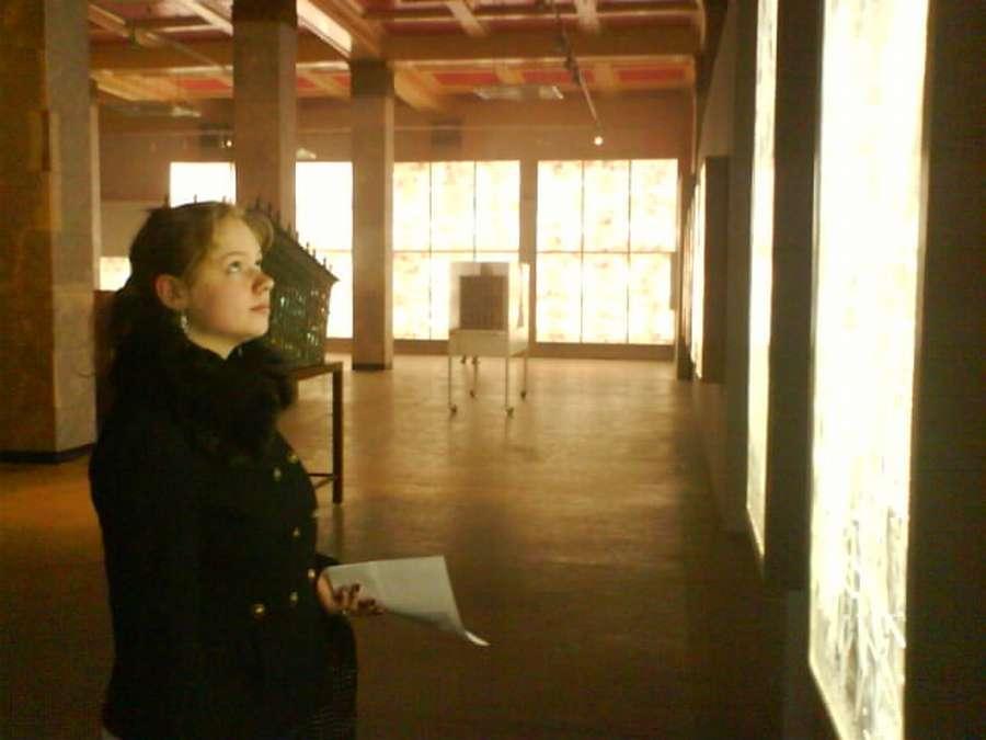 Инсталляции в пермском Музее современного искусства