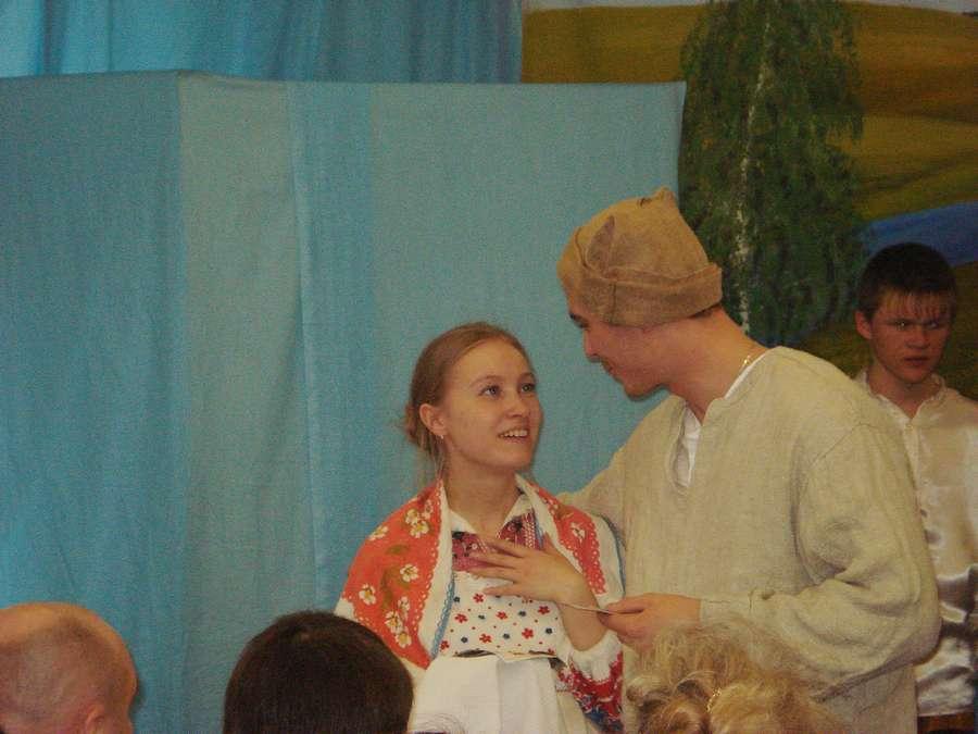 В Пермском монастыре прошел премьерный спектакль - фото 1