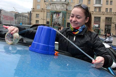 В Москве началось Восстание машин - фото 1