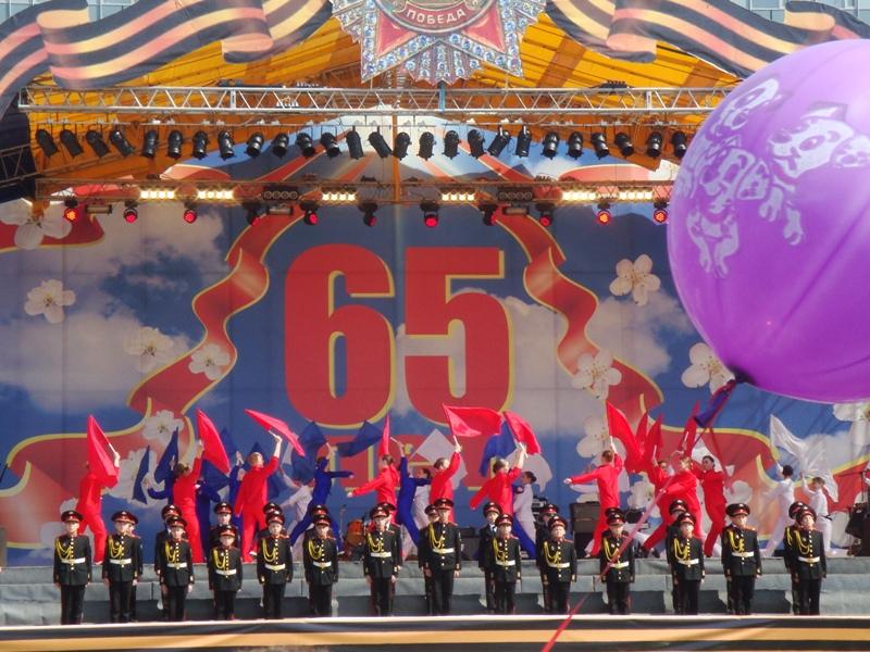 На эспланаде в Перми прошли концерты для ветеранов