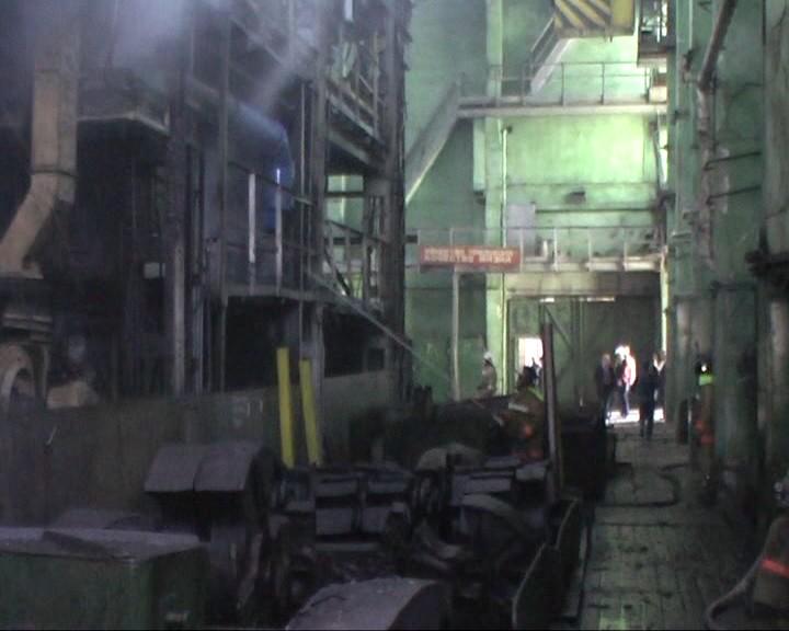 В Перми горят Мотовилихинские заводы, рабочие эвакуированы