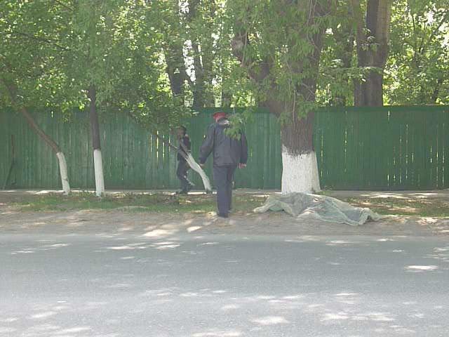В Тюмени застрелен обвиняемый при попытке к бегству