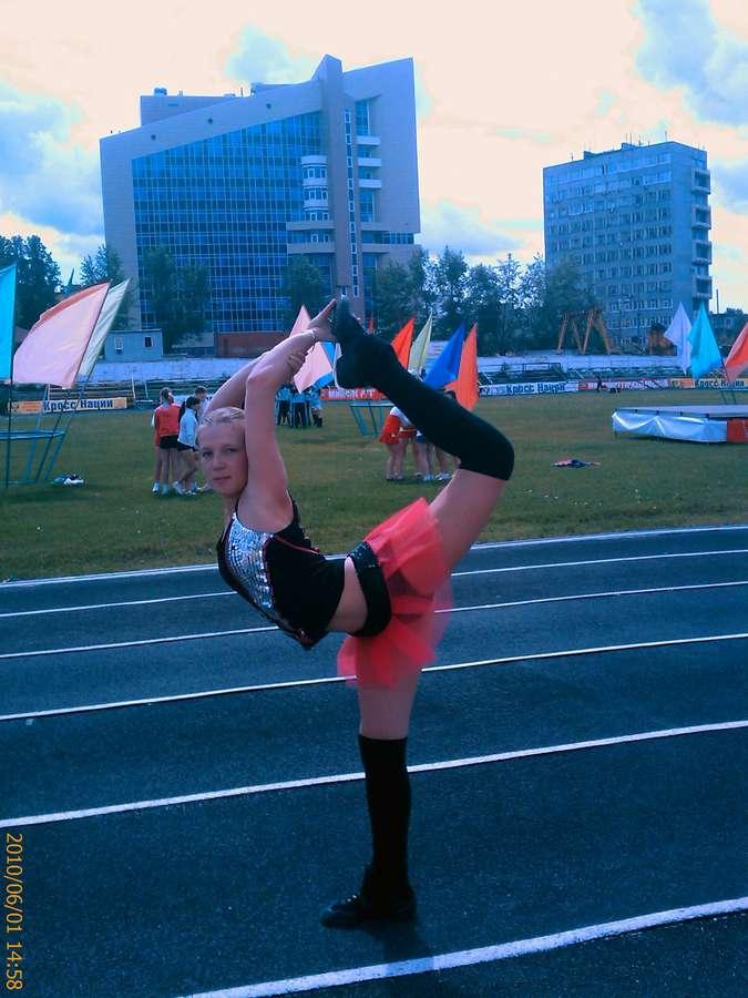 Фестиваль черлидинга в Перми