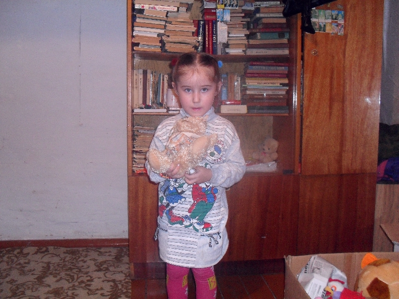 В Пермском крае потерялась 5-летняя девочка