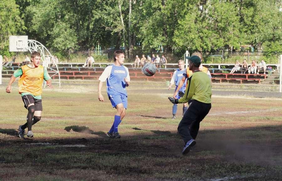 В Краснокамске на футбол ходят даже кошки