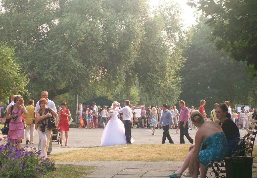 Open Air на пермской Камве - фото 1