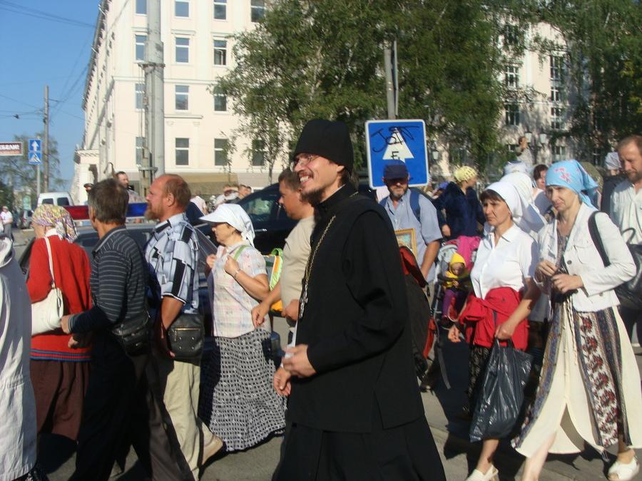 Крестный ход Пермь — Белая гора начался - фото 9