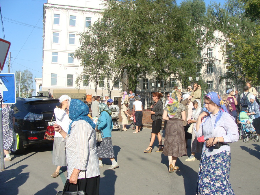 Крестный ход Пермь — Белая гора начался - фото 10